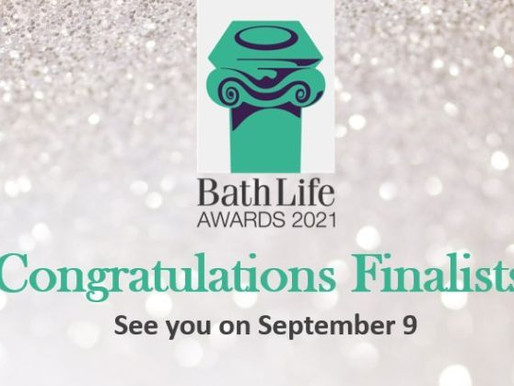 Second Mountain named Bath Life Awards finalist