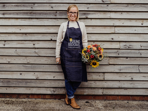 Wiltshire florist shortlisted for national business awards