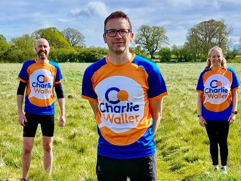 Marathon challenge for creative trio