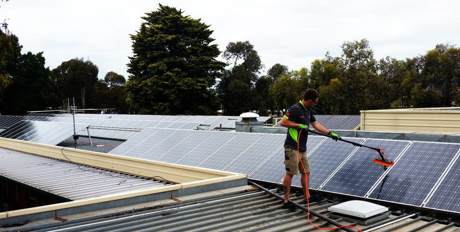 Desinfek Solar Cleaning Adelaide