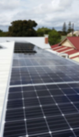 Solar Panel Cleaning Adelaide - Local Home Windows