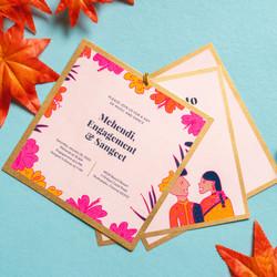 Aishwarya Invitation Cards2938
