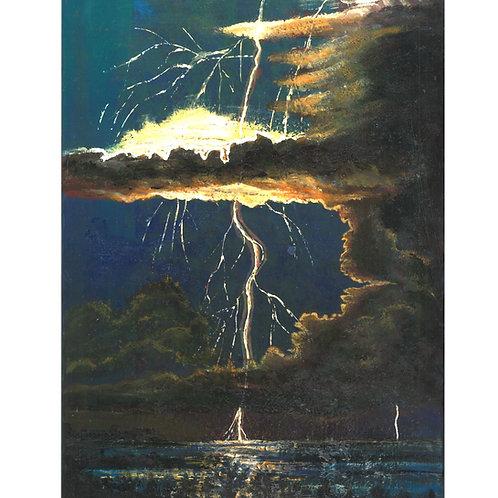 103.  Storm. 2020 (canvas print)
