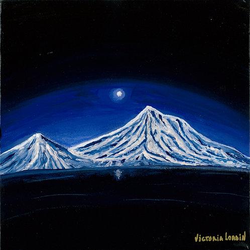 37. Ararat.  2019  (canvas print)