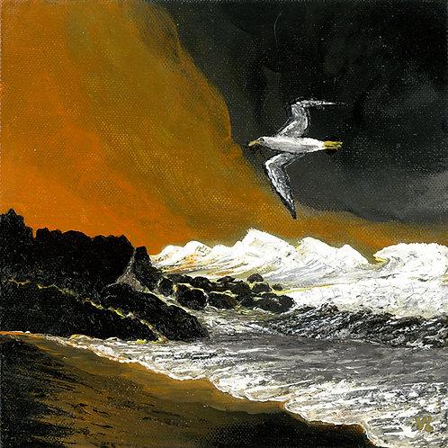 9. Storm.  2019  (canvas print)