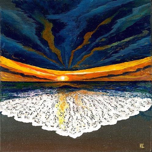 19. Surf.  2019  (canvas print)