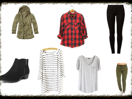 Rocking The Fall With A Capsule Wardrobe