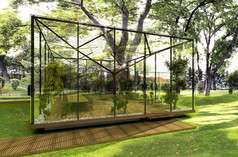 GLASS PAVILION
