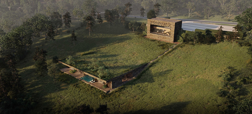 Demirkoy Visitor Center and Kinay House-