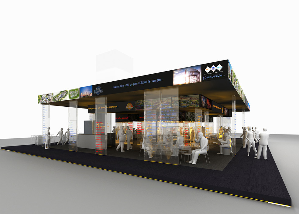TEMA İSTANBUL EXPOSITION STAND