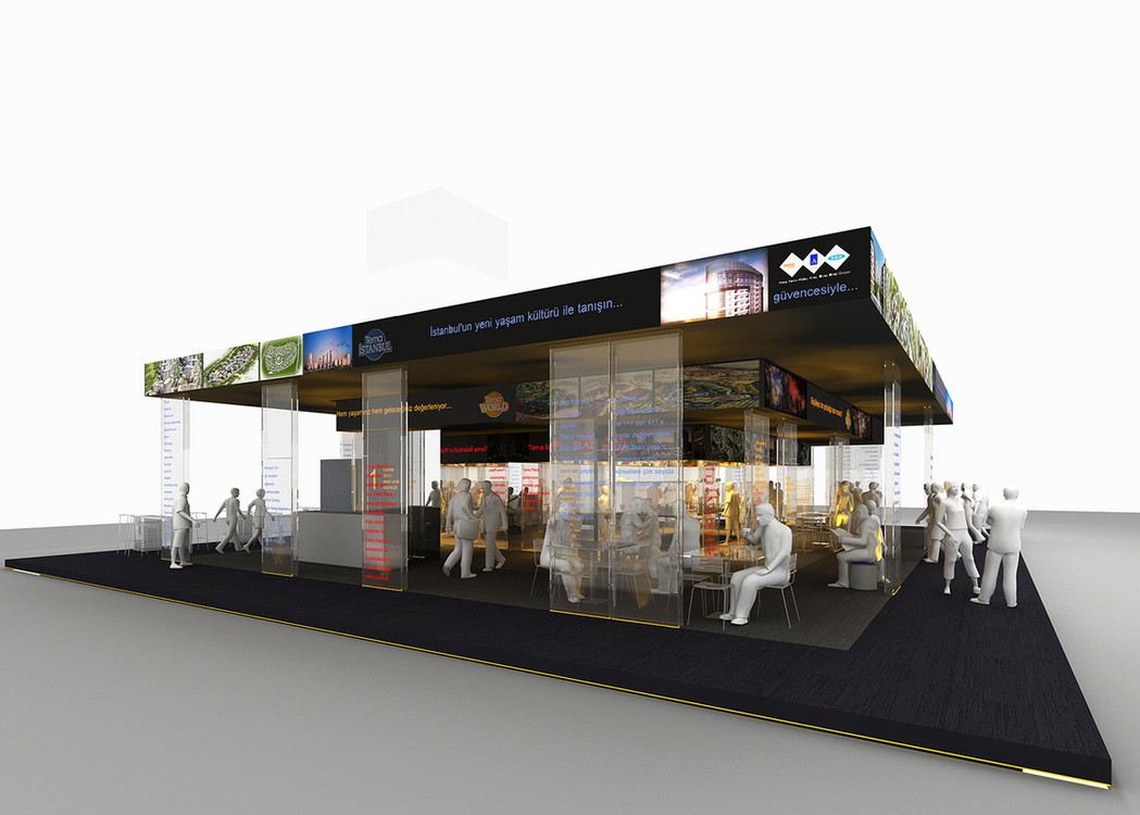 TEMA EXPOSITION STAND