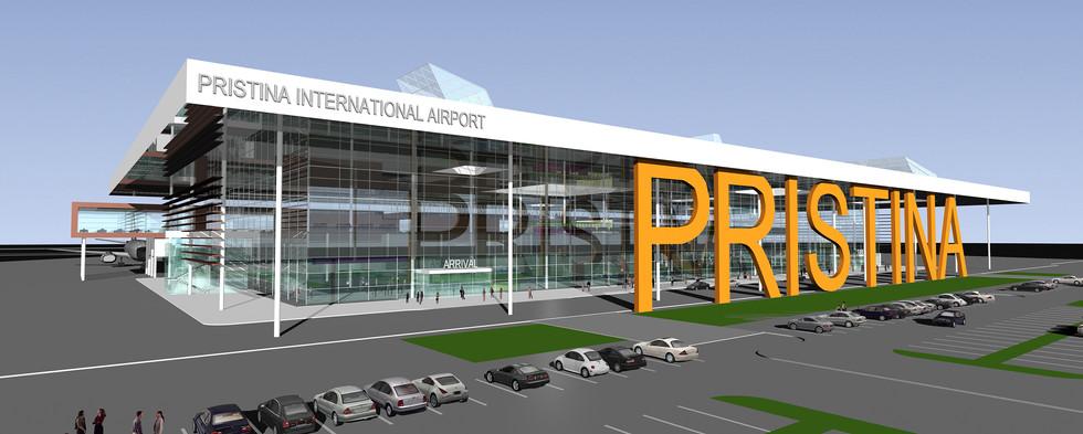 PRISTINA INTERNATIONAL AIRPORT