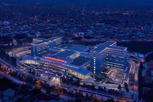 ISPARTA CITY HOSPITAL