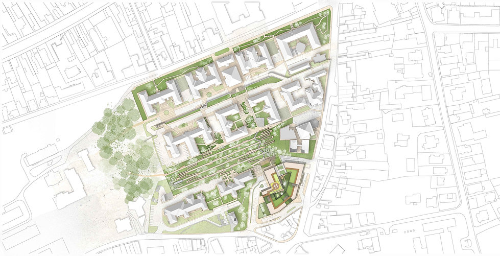 Cluj Napoca Competition-Site Plan-K.jpg
