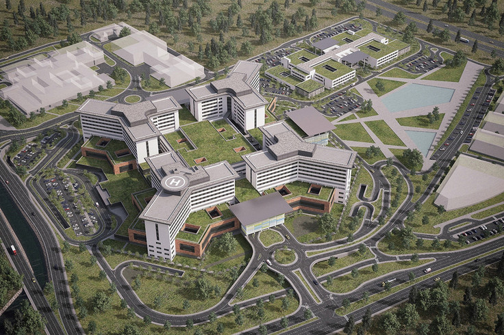 ADANA INTEGRATED HEALTH CAMPUSR
