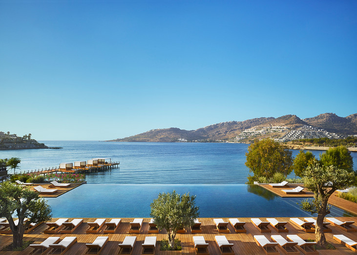 BODRUM MARRIOTT EDITION HOTEL