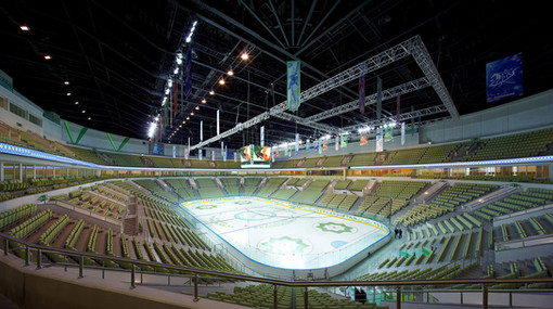 ICE PALACE ARENA