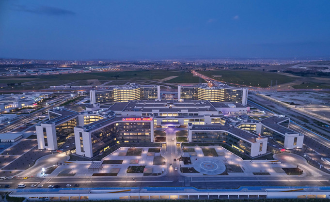 KAYSERI INTEGRATED HEALTH CAMPUS