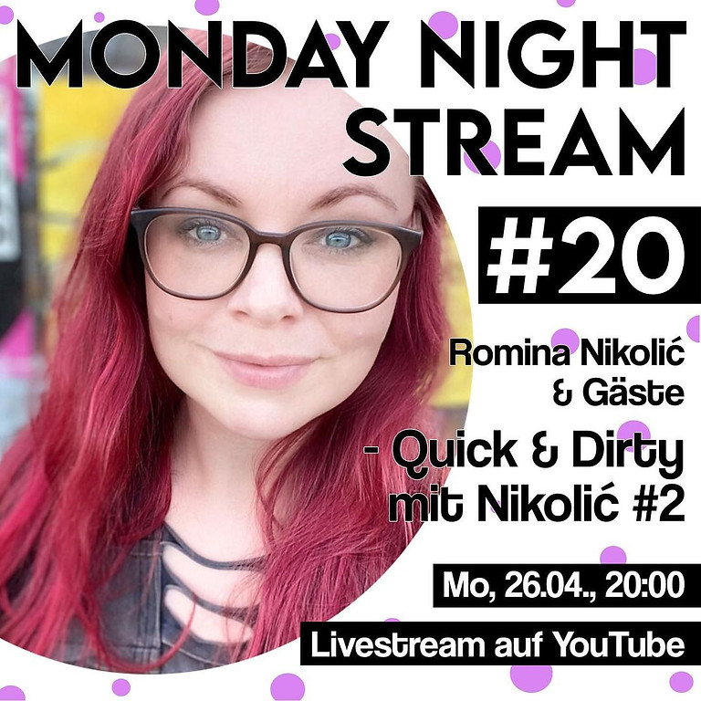 Quick & Dirty mit Nikolić #2