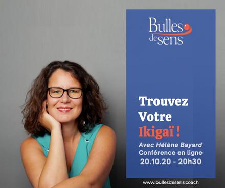 Réalisation pour Bulles de Sens, Hélène Bayard