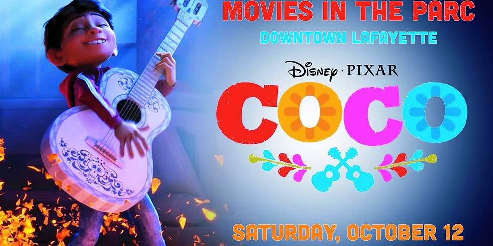 Movies in the Parc: COCO