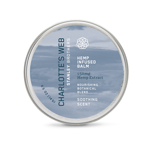 Charlottes Web Hemp Balm 150mg 0.5oz