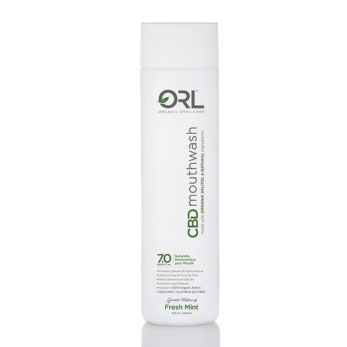 ORL Labs CBD Mouthwash