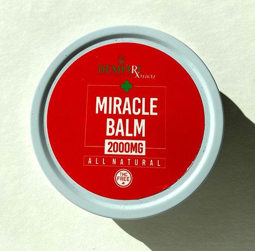 Miracle Balm 2000mg