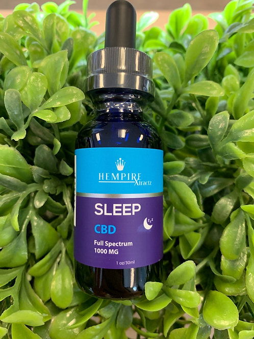 Hempire 1000mg Full Spectrum Sleep Tincture