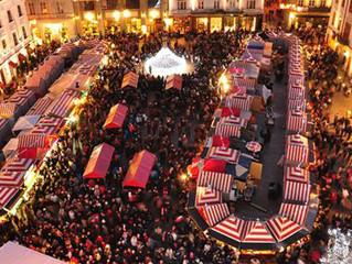 Budeme držať službu na Vianočných trhoch 2016 v Bratislave