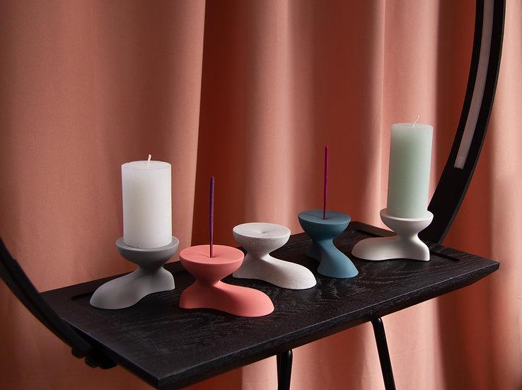 Collection Gravity - Sculptural Incense burner
