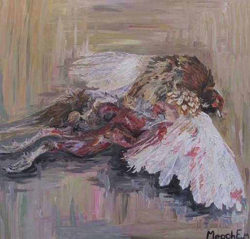 Pheasant Still Life