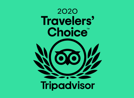 "[9/17/20] Tennis & Pickleball Center earns Tripadvisor's ""Travelers' Choice Award"""