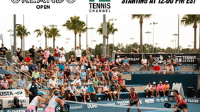 [9/12/21] Live Pickleball on Tennis Channel - TODAY!