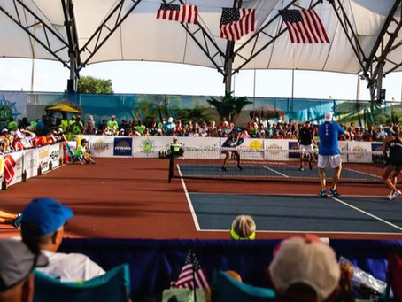 [4/16/21] Watch the Minto U.S. Open Pickleball Championships LIVE on cable TV on April 24th!