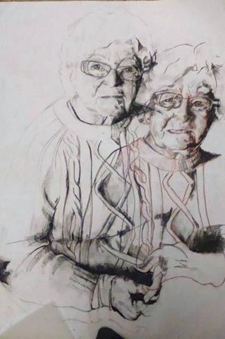 Nanna drawing