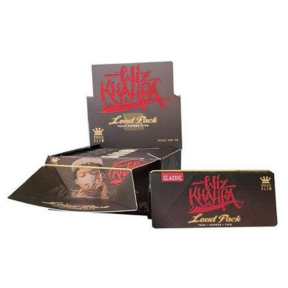 Wiz Khalifa Loud Pack King Size Paper