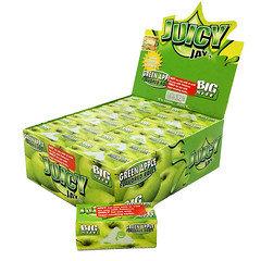 Juicy Jay Big Size Rolls Green Apple