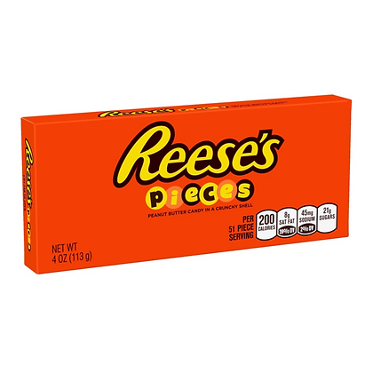 Reese's Pieces Peanut Butter Candy (Theatre Box) 113g
