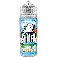Just Chilled E-Liquid 100ml Apple & Mango