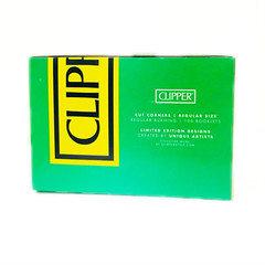 Clipper Green Regular Size Rolling Paper 100 Per Pack