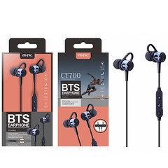 MTK BTS Stereo Earphone CT700 (Blue)