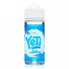 Yeti Shortfill  zero Nicotine 100ml Blue Raspberry