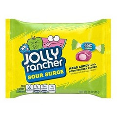 Jolly Rancher Sour Surge 42g 12 Pack