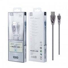 Micro Usb Cable Zinc Alloy Wb2350 (gray)