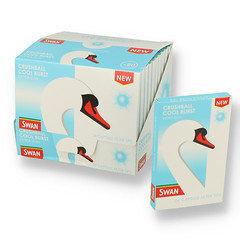 Swan Crushball Cool Burst Extra Slim  54 Pre Cut Capsule Filter Tips