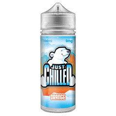 Just Chilled E-Liquid 100ml Orange