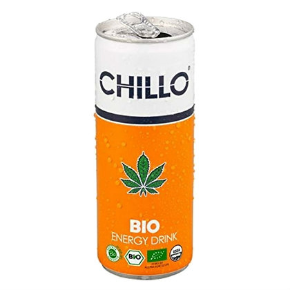 Chillo energy drink 250ml 24 pack