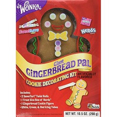 Giant Gingerbread Pal 297g