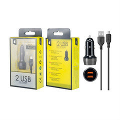 Oneplus 2usb car charger A6128 Black